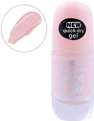 Essence Shine Last & Go, Gel Nail Polish, 05 Sweet As Candy, 8ml