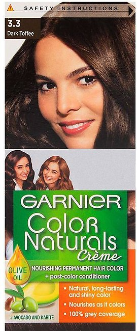 Garnier Color Natural Hair Color 3.3