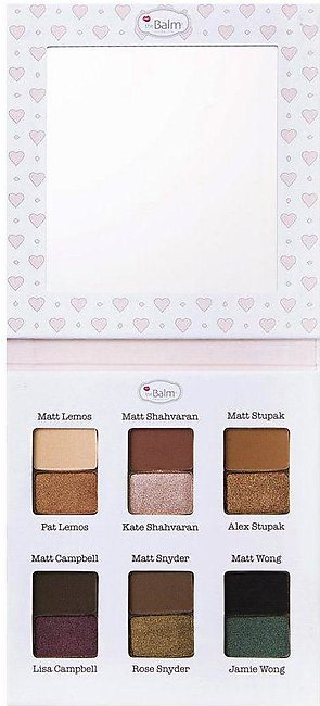 theBalm Meet Matt(e) Shmaker Eyeshadow Palette 9.6gm