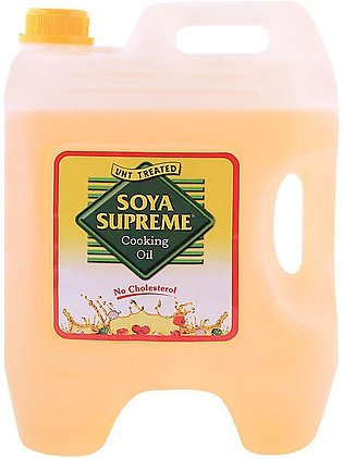 Soya Supreme Cooking Oil 10 Litres Bottle