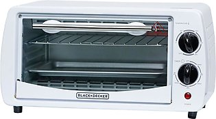 Black & Decker Oven Toaster, 9 Liters, 800W, TRO1000