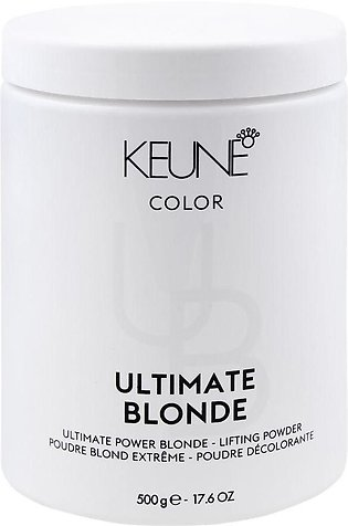Keune Color Ultimate Power Blonde Lifting Powder, 500g