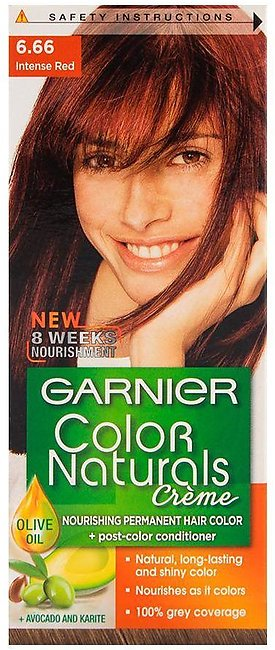 Garnier Color Natural Hair Color 6.66