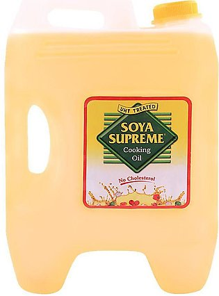 Soya Supreme Cooking Oil 16 Litres Bottle