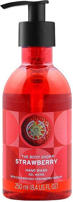 The Body Shop Strawberry Hand Wash, 250ml