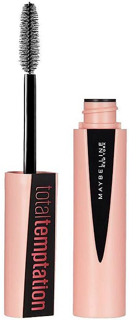 Maybelline New York Total Temptation Black Mascara