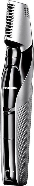 Panasonic Electric Body Hair Trimmer and Groomer for Men, ER-GK60-S
