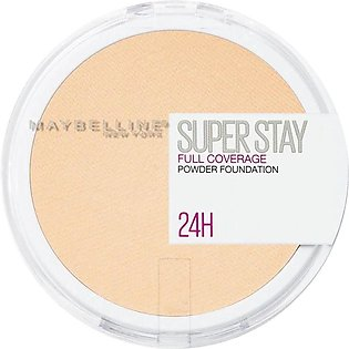 Maybelline New York Superstay 24h Full Coverage Powder Foundation, 220 Natural …