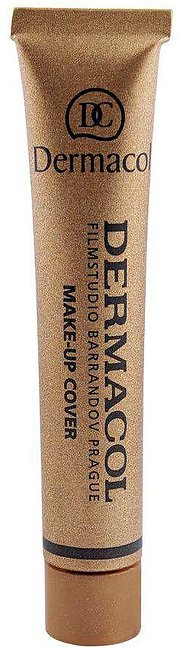 Dermacol Make-Up Cover, 222, SPF 30 Hypoallergenic Foundation, 30g