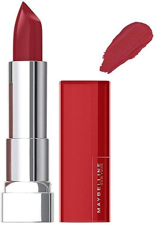 Maybelline New York Color Sensational Lipstick, 540 Hollywood Red