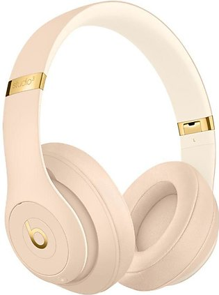 Beats Studio 3 Wireless Noise Canceling Headphones, Porcelain Rose