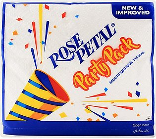 Rose Petal Party Pack White Tissue