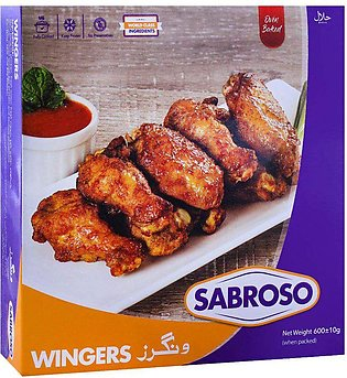 Sabroso Chicken Wingers 600g