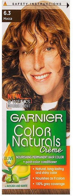 Garnier Color Natural Hair Color 6.3