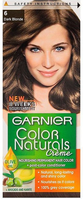Garnier Color Natural Hair Color 6