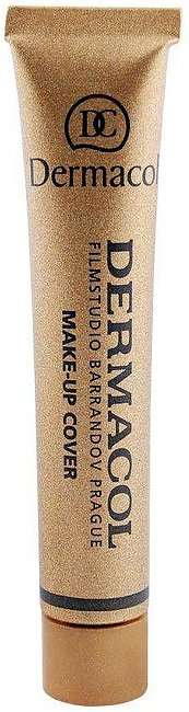 Dermacol Make-Up Cover, 210, SPF 30 Hypoallergenic Foundation, 30g