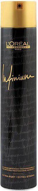L'Oreal Professionnel Infinium Extra Strong Hair Spray, 500ml