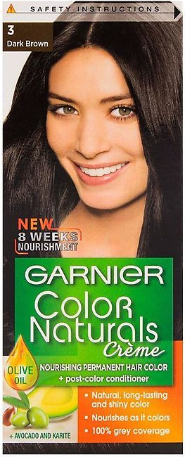 Garnier Color Natural Hair Color 3