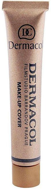 Dermacol Make-Up Cover, 223, SPF 30 Hypoallergenic Foundation, 30g
