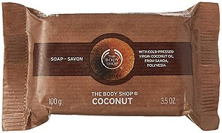 The Body Shop Coconut Soap, 100g