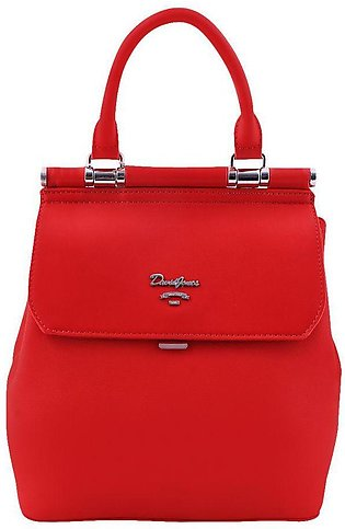 Women Handbag Red, 5954-2