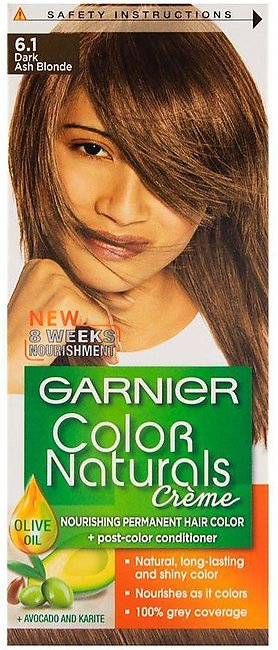Garnier Color Natural Hair Color 6.1