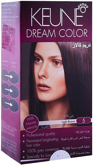 Keune Dream Color 5 Light Brown