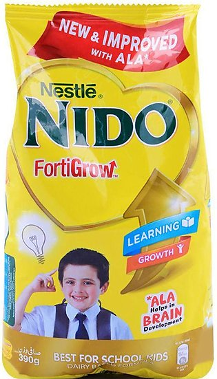 Nido Forti Grow 390g Pouch