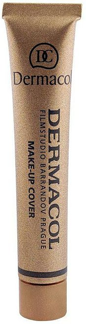 Dermacol Make-Up Cover, 213, SPF 30 Hypoallergenic Foundation, 30g