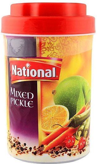National Mixed Pickle 1000gm