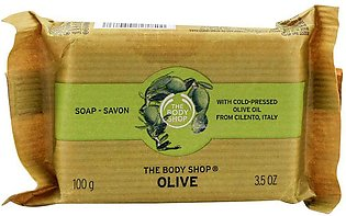 The Body Shop Olive Soap, 100g
