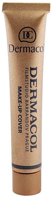 Dermacol Make-Up Cover, 211, SPF 30 Hypoallergenic Foundation, 30g