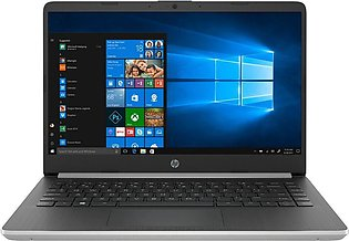 HP 14 DQ1039WM Laptop, 10th Generation Core i5-1035G7, 8GB RAM, 256GB SSD, 14 I…
