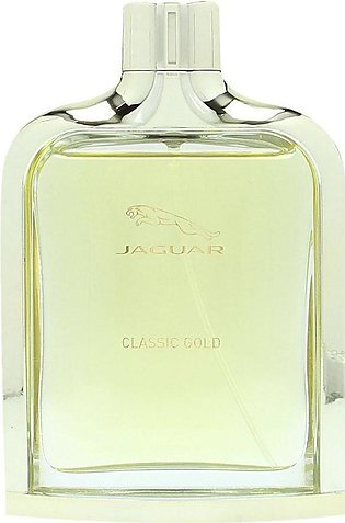 Jaguar Classic Gold Eau de Toilette 100ml