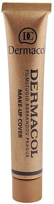 Dermacol Make-Up Cover, 225, SPF 30 Hypoallergenic Foundation, 30g