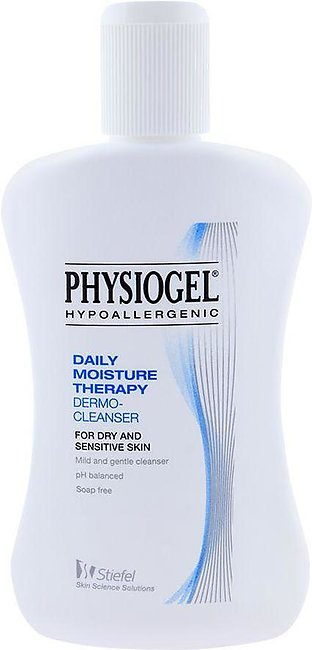 Physiogel Daily Moisture Therapy Dermo-Cleanser, Dry and Sensitive Skin, 150ml