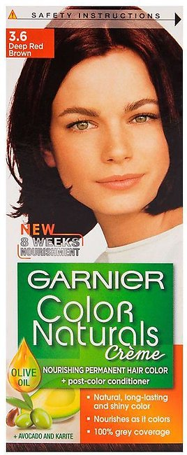 Garnier Color Natural Hair Color 3.6