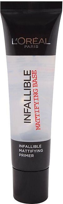 L'Oreal Paris Infallible Mattifying Base Primer