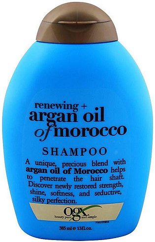 OGX Renewing + Argan Oil of Morocco Shampoo, Sulfate Free, 385ml