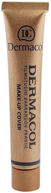 Dermacol Make-Up Cover, 221, SPF 30 Hypoallergenic Foundation, 30g