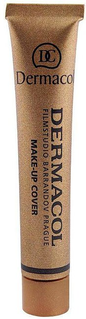 Dermacol Make-Up Cover, 227, SPF 30 Hypoallergenic Foundation, 30g