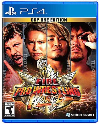 Fire Pro Wrestling World - PlayStation 4 (PS4)