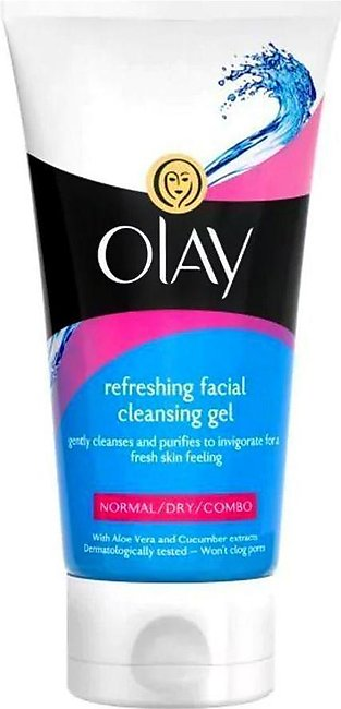 Olay Essential Refreshing Face Wash 150ml