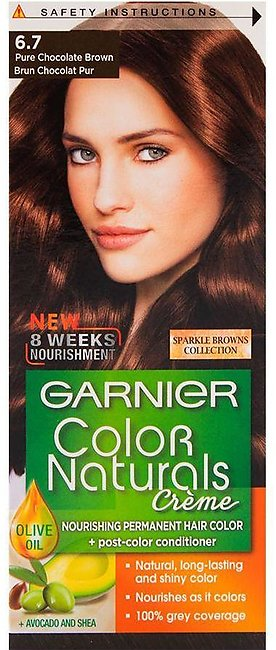 Garnier Color Natural Hair Color 6.7