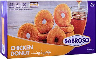 Sabroso Chicken Donut, 8 Pieces, 310g