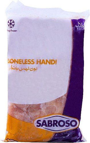 Sabroso Chicken Boneless Handi 0.5 KG