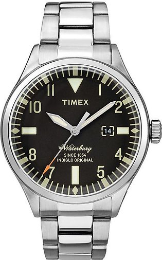 Timex Men's Waterbury Classic Stainless-Steel Watch - TW2R25100