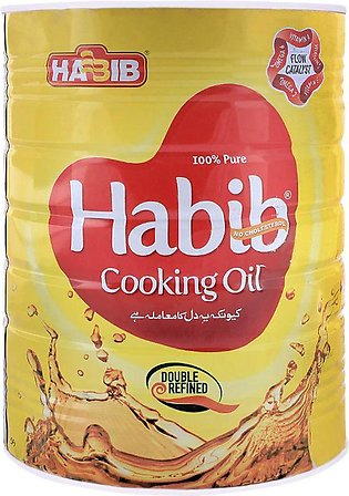 Habib Cooking Oil 5 Litres Tin