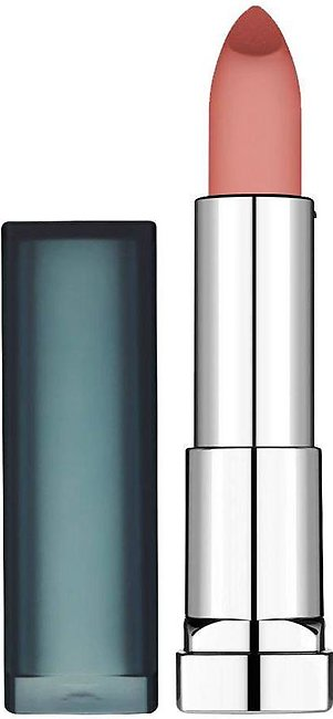 Maybelline New York Color Sensational Matte Lipstick, 986 Melted Chocolate