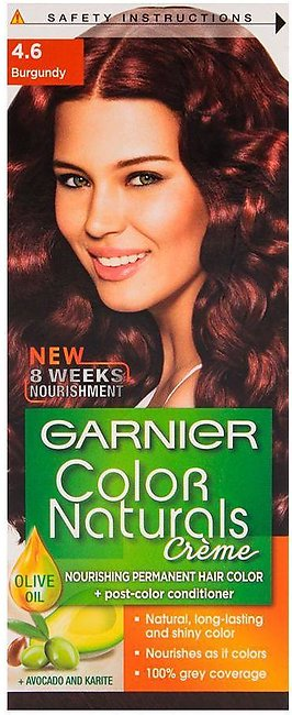 Garnier Color Natural Hair Color 4.6